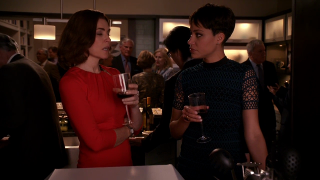 The Good Wife: 7x20 Party - sneak peak #1