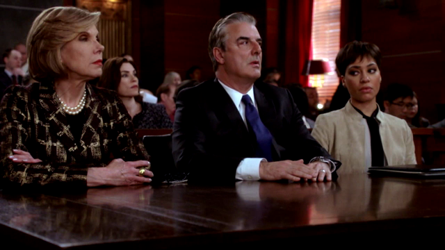 The Good Wife: 7x21 Verdict - promo #01