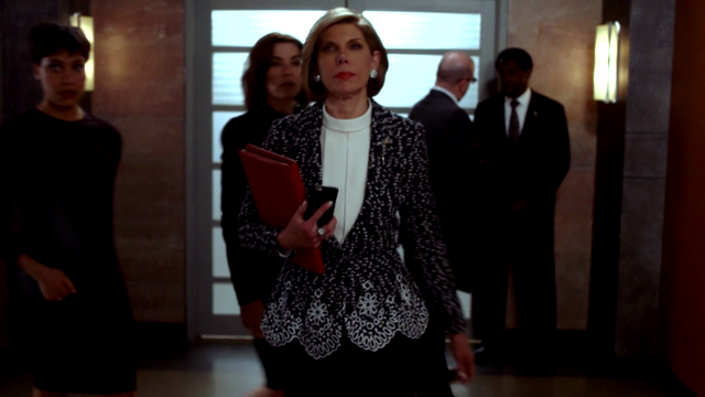 The Good Wife: 7x22 End - promo #01