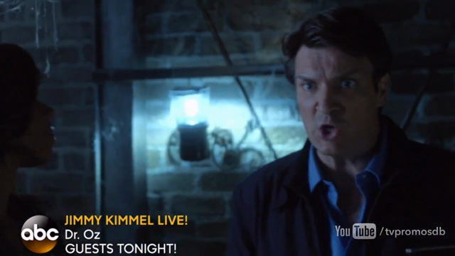 Castle: 8x21 Hell to Pay - promo #01