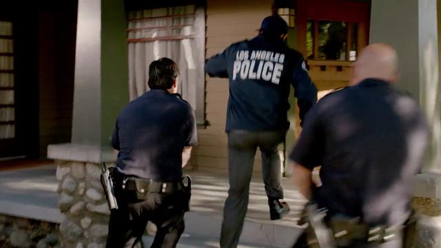 Major Crimes: 5x01 Present Tense - sneak peak #1