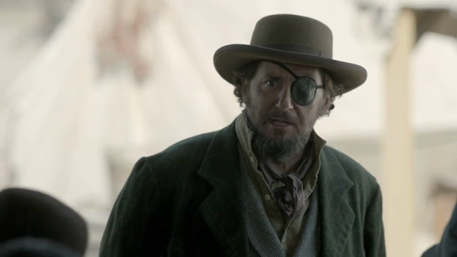 Hell on Wheels: 5x10 61 Degrees - promo #01