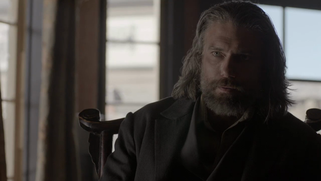 Hell on Wheels: 5x12 Any Sum Within Reason - promo #01