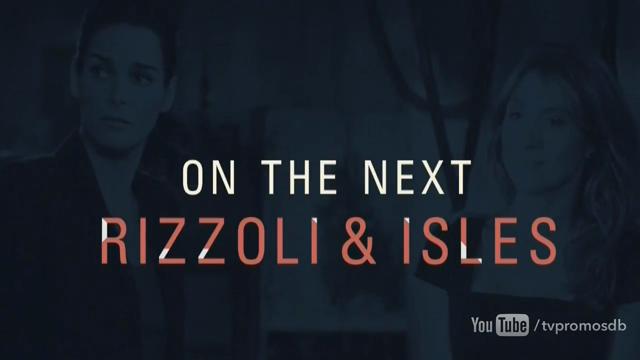 Rizzoli & Isles: 7x08 2M7258-100 - promo #01