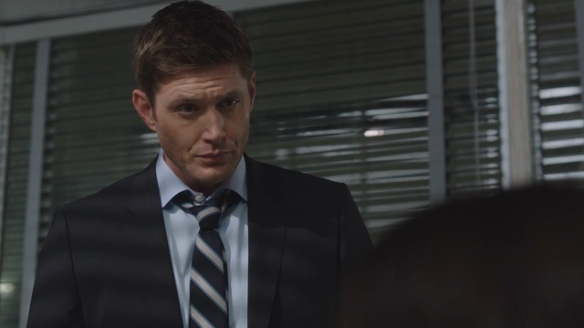 Supernatural: 12x05 The One You've Been Waiting For - Blooper