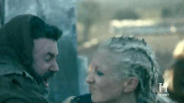 Vikings: 4x19 One the Eve - promo #01