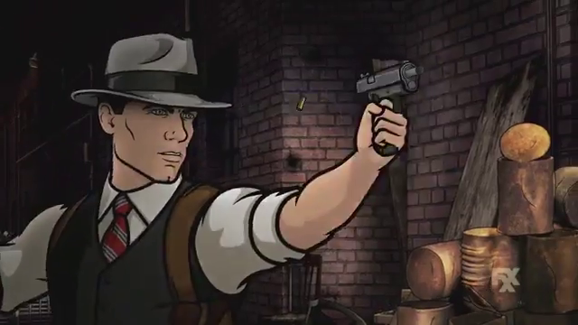 Archer: Sezon 8 - trailer #1