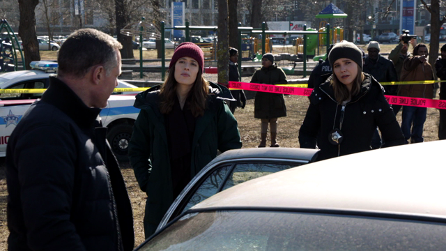 Chicago PD: 4x18 Little Bit of Light - sneak peak #1