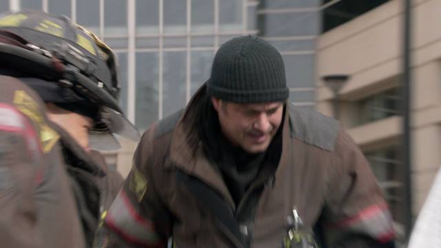 Chicago Fire: 5x19 Carry Their Legacy - sneak peak #1