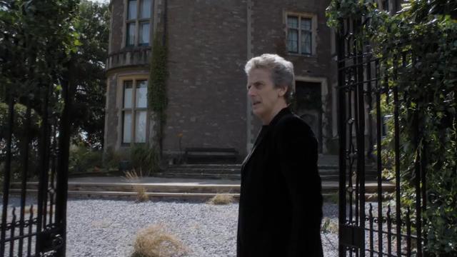 Doktor Who: 10x04 Knock Knock - promo #01
