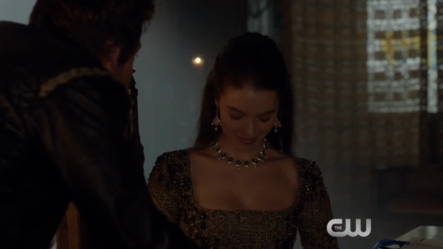 Nastoletnia Maria Stuart: 4x11 Dead of Night - sneak peak #1