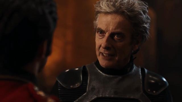 Doktor Who: 10x09 Empress of Mars - promo #01