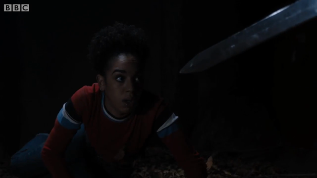 Doktor Who: 10x10 The Eaters Of Light - promo #01
