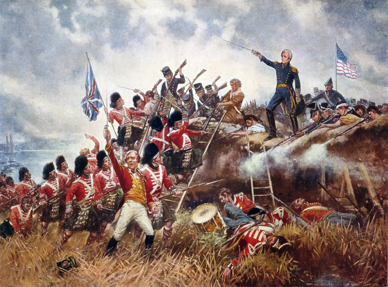 Us History The War Of 1812 For Kids