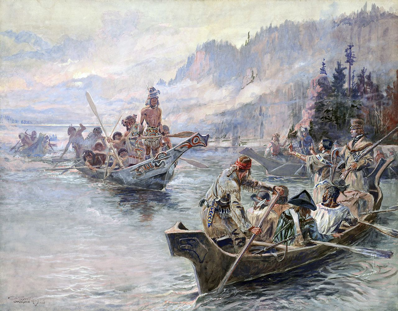 explorers for kids lewis and clark